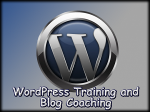 WordPress Training and Blog Coaching