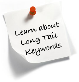 Google Long Tail Searches are where it's at!