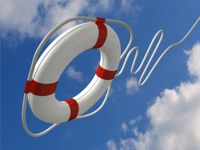 Living Online – Throw me a Life Preserver